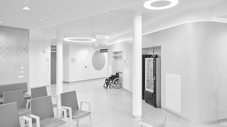 Bestandsadaptierung Hämatologie, LKH-Univ. Klinikum Graz