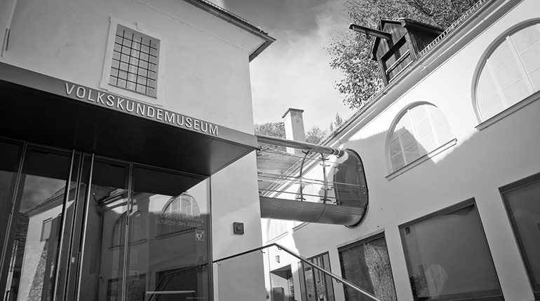 Umbau Volkskundemuseum Graz
