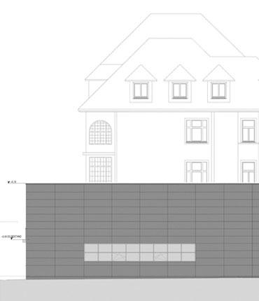 LKH Murtal Standort Stolzalpe – Zubau Küche Haus 2